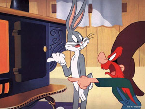 Bugs Bunny ve SAM